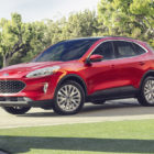2020 Ford Escape: Softer Focus SUV makes room for Baby Bronco