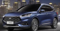 2020 Ford Escape for China has bigger, bolder grille