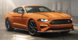 2020 Ford Mustang EcoBoost High Performance has Focus RS engine