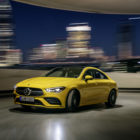 2020 Mercedes-AMG CLA35: Like the A35, but less slower