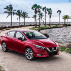 Nissan Versa sedan (2020, N18, third generation, USA) photos