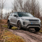 Range Rover Evoque (2020, L551, second generation, UK) offroad photos