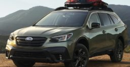 2020 Subaru Outback: Same looks, new platform and turbo engine