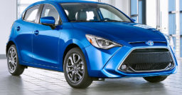 2020 Toyota Yaris hatch: Yep, it's a Mazda 2 with an ugly grille