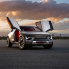 Kia Habaniro concept (2019) photos