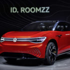 Volkswagen ID Roomzz concept (2019) photos