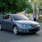 Mazda 3 sedan (2003-2007, BK, first generation) photos