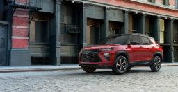 2021 Chevrolet Trailblazer to bridge gap between Trax and Equinox