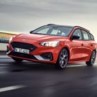 Ford Focus ST wagon (2019, fourth generation, EU) photos