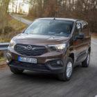 Opel Combo 4×4 (2019, fifth generation) photos
