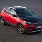 Opel Grandland X Hybrid4 (2019, first generation) photos