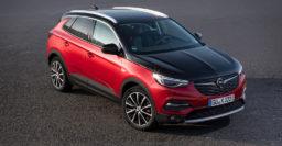 2019 Vauxhall/Opel Grandland X Hybrid4 debuts plug-in hybrid powertrain