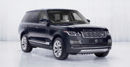 Range Rover Astronaut Edition: Only for Virgin Galactic clients