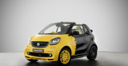 Smart ForTwo Final Collectors Edition: Its final 21 gas engined cars