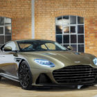 Aston Martin DBS Superleggera On Her Majesty's Secret Service photos