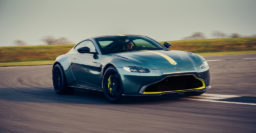 2020 Aston Martin Vantage AMR: 200 to be made with 7-speed manual