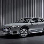 Audi A4 Allroad Quattro (2020 facelift, B9, Type 8W, fifth generation) photos