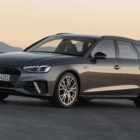 Audi A4 wagon (2020 facelift, B9, Type 8W, fifth generation) photos