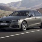 Audi A4 sedan (2020 facelift, B9, Type 8W, fifth generation) photos