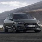 Audi S4 TDI wagon (2020 facelift, B9, Type 8W, fifth generation) photos
