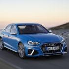 Audi S4 TDI sedan (2020 facelift, B9, Type 8W, fifth generation) photos