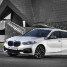 BMW 1-Series hatch (2020, F40, 118i, third generation) photos
