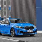 BMW M135i xDrive hatch (2020, F40, 1-Series, third generation) photos