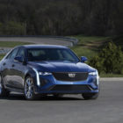 2020 Cadillac CT4-V: Mild V-Series model reveals ATS successor