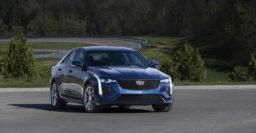 2020 Cadillac CT4-V: Mild V-Series model reveals ATS successor