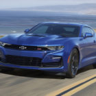 Chevrolet Camaro SS (2020 facelift #2, sixth generation) photos