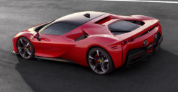 Ferrari SF90 Stradale etymology: What does it name and letters mean?