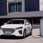 Hyundai Ioniq Plug-in Hybrid (2020 facelift, AE, first generation) photos