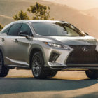 Lexus RX (2020 facelift, AL20, RX350, fourth generation) photos