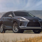 Lexus RXL (2020 facelift, AL20, RX450hL, fourth generation) photos