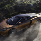 McLaren GT (2020, first generation) photos
