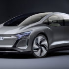 Audi AI:ME: Cute concept has a self driving, plenty of space