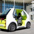 Renault EZ-Pod concept (2019) photos