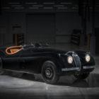 Jaguar XK120 (1954, 2019 restomod, David Gandy) photos