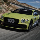 Bentley Continental GT Pikes Peak (2019, third generation) photos