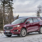 Ford Edge (2019 facelift, second generation, EU) photos