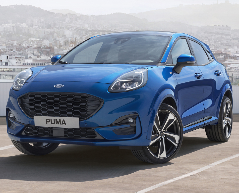 2020 ford puma fiesta suv replaces unloved ecosport in. Black Bedroom Furniture Sets. Home Design Ideas