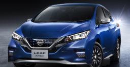 2019 Nissan Leaf Autech: Sportier look for electric hatch