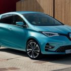 Renault Zoe (2020 facelift, first generation) photos