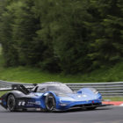 Volkswagen ID R sets new electric car record at Nurburgring