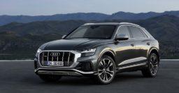 2020 Audi SQ8 TDI: 4L twin turbo V8 diesel has electric compressor