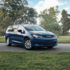 Chrysler Voyager (2020, RU, sixth generation) photos