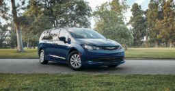 2020 Chrysler Voyager: Classic name returns to base Pacifica models