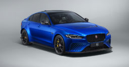2020 Jaguar XE SV Project 8 Touring: Madness turned down to 10
