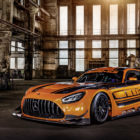 Mercedes-AMG GT3 (2020 race car, first generation GT, C190) photos
