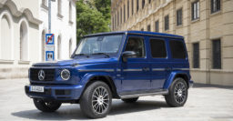 2020 Mercedes-Benz G-Class Stronger Than Time wins stupid name prize